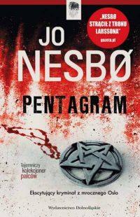 Jo Nesbo - Pentagram - Okładka
