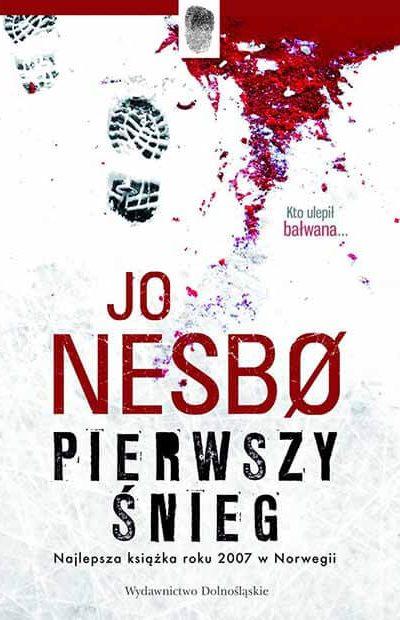 Jo Nesbo - Pierwszy snieg - Okładka