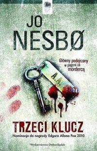 Jo Nesbo - Trzeci Klucz - Okładka