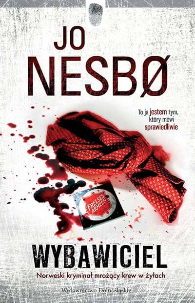 Wybawiciel (Harry Hole #6) – Jo Nesbø