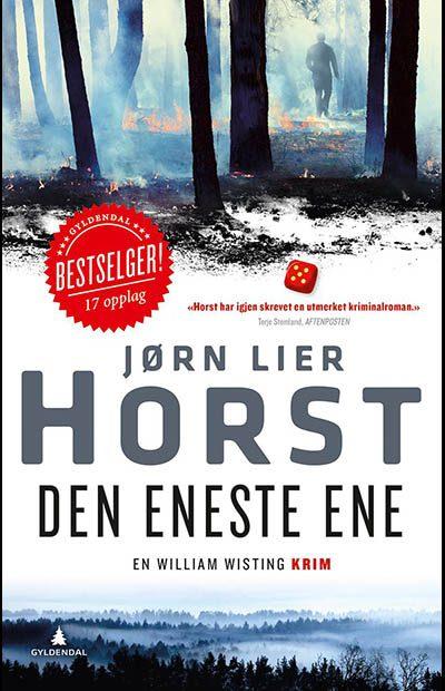 Jørn Lier Horst - Okładka