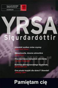 Pamiętam-cię-Yrsa-Sigurdardóttir-Okładka