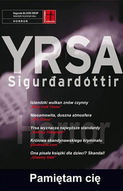 Pamiętam cię – Yrsa Sigurdardóttir