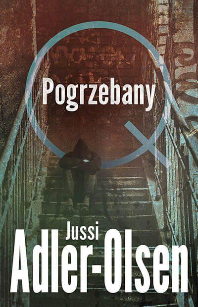 Pogrzebany Jussi Adler-Olsen - Okładka