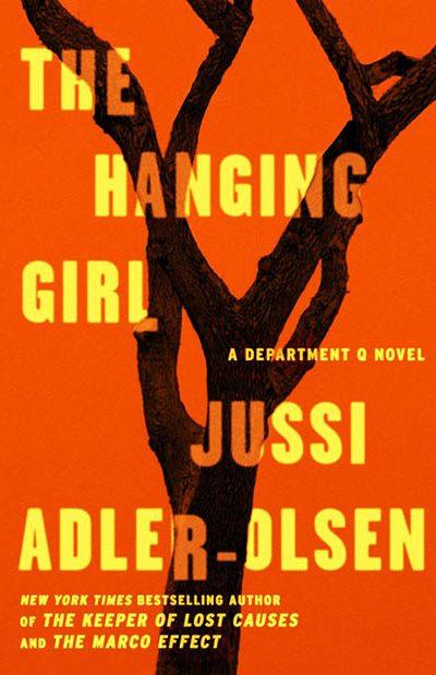Wisząca dziewczyna - Jussi Adler-Olsen - okładka ENG