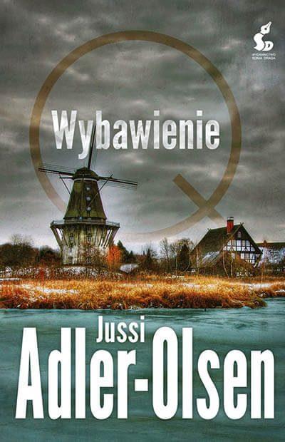 Wybawienie - Jussi Adler-Olsen - Okładka