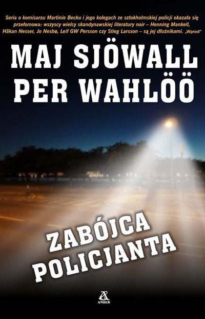 Zabójstwo policjanta - Maj Sjöwall - okladka